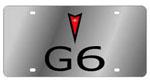 Pontiac G6 Hood Scoops